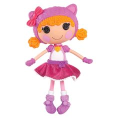 Lalaloopsy Large Doll - Fluffy Pouncy Paws