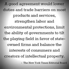http://www.nytimes.com/2013/11/06/opinion/a-pacific-trade-deal.html    www.ExposeTheTPP.org
