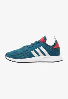 X_PLR - Joggesko - petrol night/footwear white/core black @ Zalando. Adidas Originals, The Originals, Adidas Sneakers, Core, Footwear, Night, Shoes, Black, Fashion