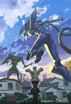 Neon Genesis Evangelion A popular anime that could inspire a more imaginary view on the giant theme Neon Genesis Evangelion, Wallpaper Animes, Animes Wallpapers, Fanarts Anime, Anime Characters, Manga Art, Anime Art, Otaku Anime, Film Anime