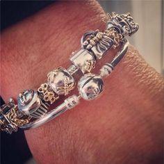 Bracelets With Charms Like Pandora