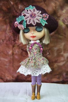 OOAK Custom Blythe Doll by Barbara