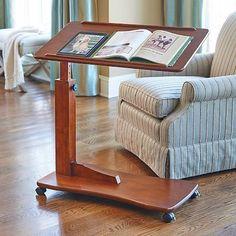 Angle U0026 Height Adjustable Rolling Laptop Desk Cart Over Bed Hospital Table  Stand | Personal Home Design | Pinterest | Tables, Desks And Bedrooms