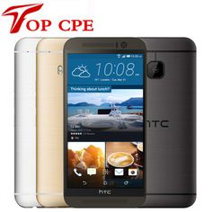 HTC One M9 Original Unlocked GSM 3G&4G Android Quad-core RAM 3GB ROM 32gb Mobile Phone 5.0″ WIFI GPS 20MP 32GB Refurbished Description:            Basic Information   Model  HTC One M9    Time To Market  2015, March    OS  Android OS, v5.0 (Lollipop), upgradable to v5.1...