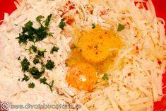 bulete-de-cartofi-cu-cascaval-1 Hummus, Ethnic Recipes, Food, Essen, Meals, Yemek, Eten