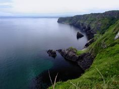 Antrim -Northern Ireland....Where my McCroskey family settled for a time after leaving Scotland and before coming to America