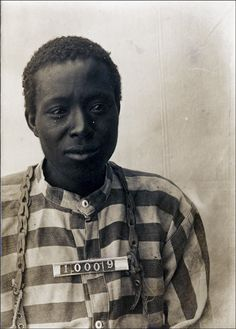 Photographs from the Arkansas State Prison 1915-1937.            To think of what this man went through, during his life.