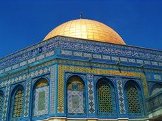 Dome of the Rock - so pretty