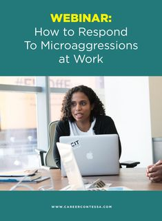 In this FREE webinar, Felicia Jadczak, co-founder of She+ Geeks Out, will walk you through recognizing microaggressions, responding to microaggressions, and discuss some specific examples.