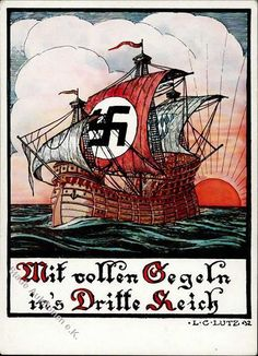 Stade-Auktionen - III. Reich Propaganda, Organisationen, NSDAP