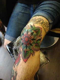 Tattoo by Tom Flanagan