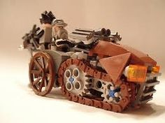 lego steampunk - Google Search
