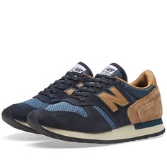 gevonden New Balance M770SNB - Made in England (Blue)