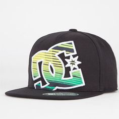 da926c28b29 DC SHOES Pit Stop Boys Hat