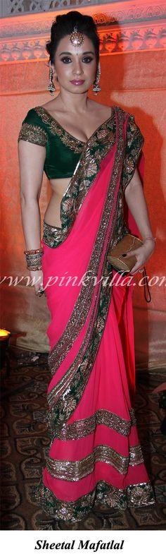 https://m.facebook.com/Monascouture shines in http://www.ManishMalhotra.in/ Saree