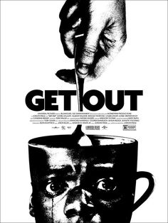 In honor of the May 2017 Blu-Ray/home video release of the brilliant Jordan Peele film Get Out, Mondo will be offering limited editions of two Best Movie Posters, Minimal Movie Posters, Movie Poster Art, Minimal Poster, Posters Vintage, Vintage Movies, Retro Posters, Wall Posters, Music Posters