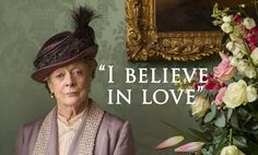 Downton Abbey Season 6 Episode 8: Dame Maggie Smith as Violet Crawley, Dowager Countess of Grantham