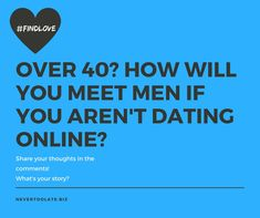 Dating again over 40