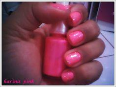 Pinkbelezura: Esmalte Pink