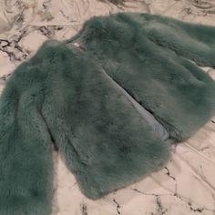 Zara Jackets & Coats - Zara fur coat