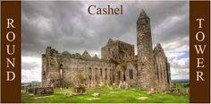Image result for rock of cashel Round Tower, Heritage Center, The Rock, Barcelona Cathedral, Medieval, Castle, Travel, Image, Voyage