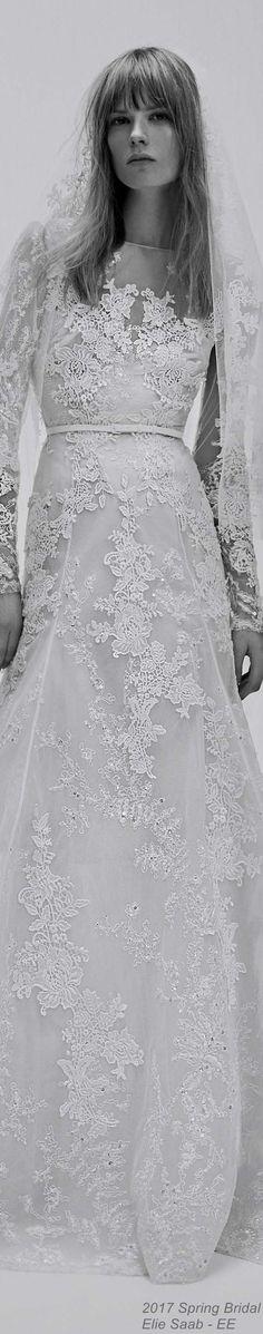 2017 Spring Bridal Elie Saab - EE