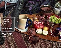 La couleur Pantone de l'année 2015 est le Marsala - Cosmopolitan.fr