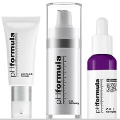 If you want to actively treat and reverse the symptoms of rosacea and chronic redness, pHformula has designed an innovative, effective line of products and skin resurfacig treatments that can do exactly that. Contact your pHformula skin specialist to discuss your treatment options. #pHformula #skinresurfacing #artofskinresurfacing #skinhealth #homecare #chronicredness #results