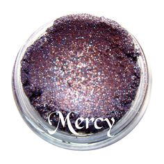 Mineral Eye Shadow in MERCY New Double Color by moiminerals. $5.00, via Etsy.