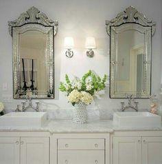 Interesting mirrors...