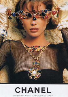 #Chanel, Fall 1991
