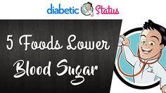 5 Foods That Lower Blood Sugar | Diabetic Status https://youtube.com/watch?v=2ci1eqYMKwM
