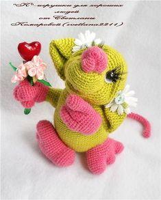 Crochet Patterns Amigurumi Doll Mice Ideas For 2019 Doll Amigurumi Free Pattern, Crochet Patterns Amigurumi, Crochet Dolls, Amigurumi Doll, Easy Crochet Patterns, Baby Knitting Patterns, Sewing Patterns Free, Crochet Russe, Crochet Baby Hats