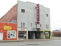 Berry Street Theater-Where I first saw Camelot