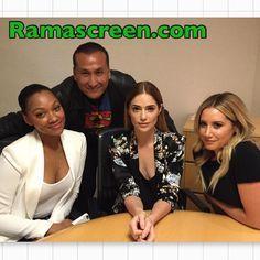 Rockin' it with Bria L. Murphy, Janet Montgomery, and Ashley Tisdale. #briamurphy #janetmontgomery #ashleytisdale #salem #highschoolmusical #amateurnight