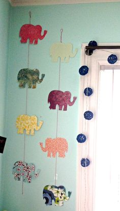 hanging elephants- available on etsy