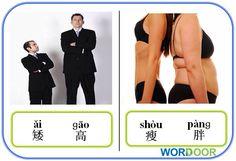 Wordoor Chinese - Antonyms #chinese #mandarin #language #flashcards