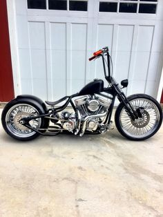 RODS & RIDES By TD, LLC - 300mm Dropseat Bobber
