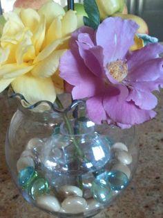 Cute rosses vase