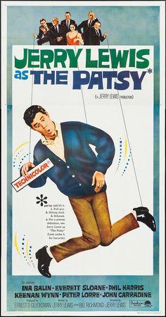 The Patsy (1964) Stars: Jerry Lewis, Ina Balin, Everett Sloane, Phil Harris, Keenan Wynn, Peter Lorre ~ Director: Jerry Lewis