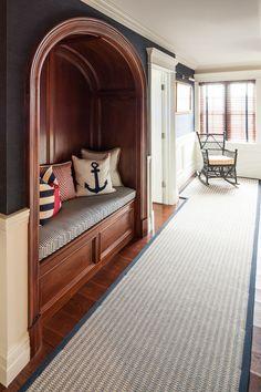 georgianadesign: Private beach residence, Maine. JS Interiors,...