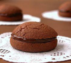 Gianduia Sandwich Cookies Chocolate-Hazelnut) Recipe - Food.com.