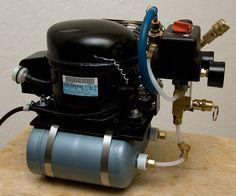 Jason Jones Imagery - DIY Mini Silent Compressor