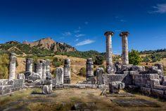 Sardes city from Lydia kingdom B.C. 700