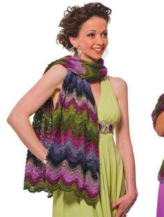 Spring crafts: luxury scarf, free knitting patterns and tutorial Knitting Patterns Free, Knit Patterns, Free Knitting, Spring Crafts, Luxury, Happy, Fashion, Knitting Patterns, Moda