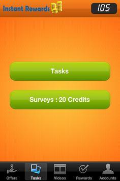 Instant rewards: Downloads Apps & Take Surveys to Earn Cash!