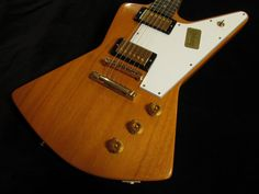 Gibson Custom Shop Japan Limited 1958 Explorer Elbow Cut VOS / Antique Natural #8 4592