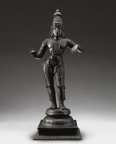 Krishna Rajamannar<br>Copper alloy<br>India | lot | Sotheby's