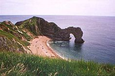 Isle of Purbeck off the south coast of England. Drop dead gorgeous views!