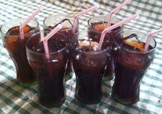 Free shipping 6/6 oz gel coca cola scented candles by candlesplus, $60.00